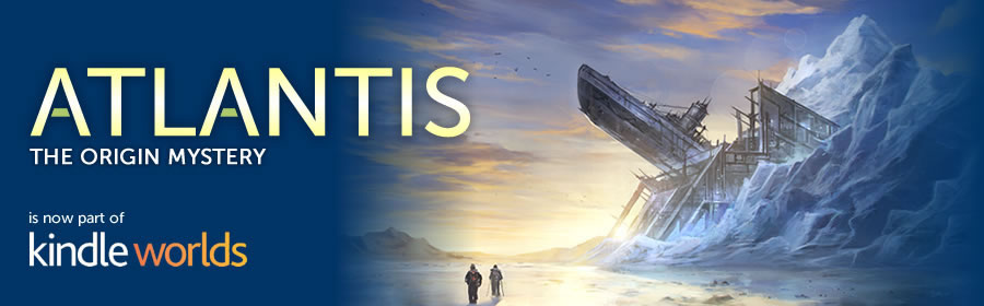 Atlantis has joined Kindle Worlds