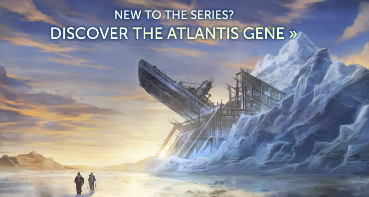 Discover The Atlantis Gene
